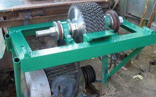 Делаем дробилку — измельчитель для пластика своими руками: необходимые материалы и процесс изготовления