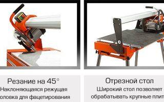 Электрический плиткорез: характеристики и особенности, разновидности и выбор