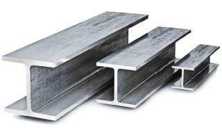 Двутавровая балка: преимущества и геометрические характеристики, конструкция, этапы изготовления