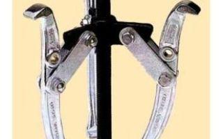 Съёмник подшипников: гидравлические и механические, их описание и характеристика