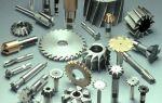 Характеристики фрез по металлу торцевых, концевых, дисковых и других типов и области применения