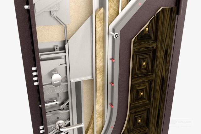 Как выбрать металлическую входную дверь: различные виды конструкций и советы профессионала