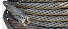 Стальной трос: назначение и изготовление, параметры и конструкция, виды и маркировка