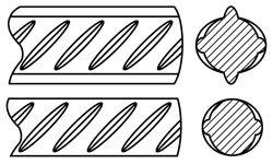 Арматура: ГОСТ, горячекатаная арматурная сталь, сортамент