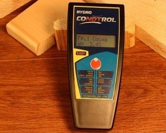 Какие существуют модели измерителей влажности древесины: принцип работы влагомера