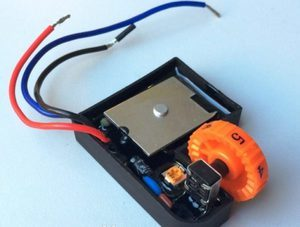 Советы по изготовлению регулятора частоты вращения электродвигателя