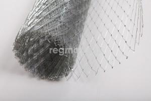 Сетка просечно вытяжная цельнометаллическая оцинкованная цпвс