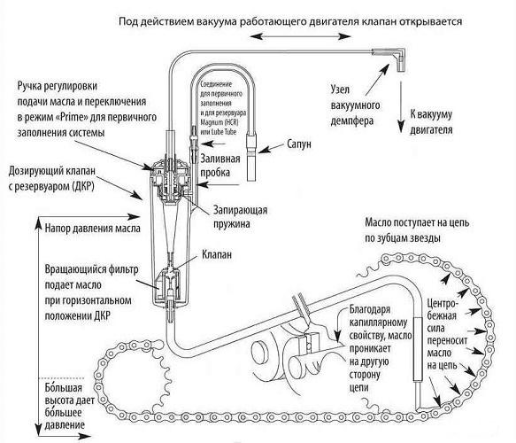 Масло для бензопилы Штиль: устройство подачи на цепь, критерии выбора смазочного материала