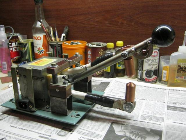 Аппарат для контактной сварки своими руками из инвертора, оборудование на основе микроволновки