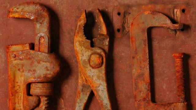 Как убрать ржавчину с металла: какие средства для ее удаления лучше всего использовать