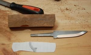 Нож своими руками: сделать качественно в домашних условиях
