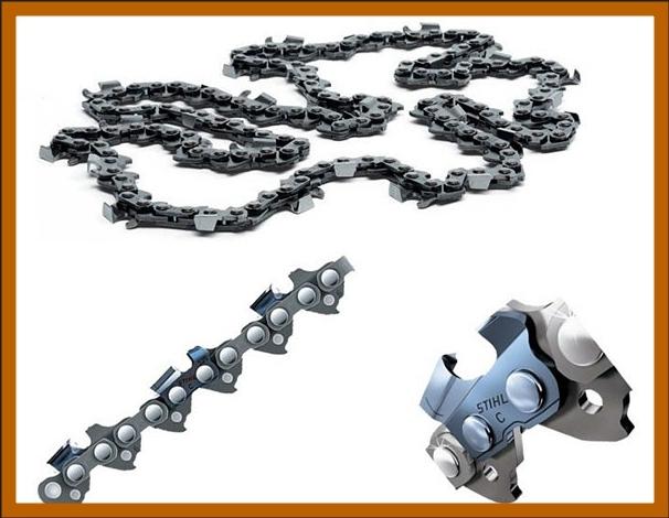 Цепь для бензопилы: характеристики изделия и критерии выбора