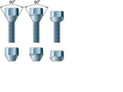 Крепление литых дисков: из чего изготавливаются гайки, нюансы выбора