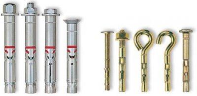 Анкерный болт: сферы применения и конструктивные особенности анкера, разновидности и инструкция по монтажу