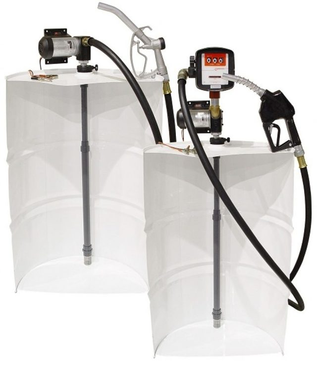 Нюансы выбора насоса для перекачки топлива 12 вольт: применение, виды, советы по выбору