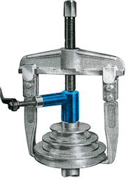 Работа и область применения гидравлического съемника подшипников