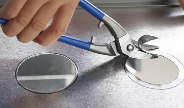 Особенности профессиональных ножниц по металлу: виды, отличия, критерии выбора