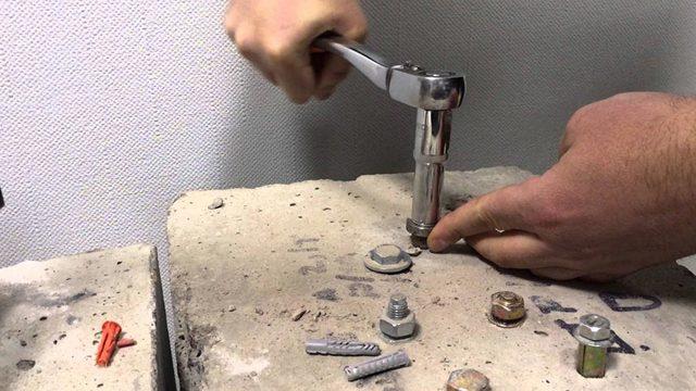 Нагель (шуруп, саморез) по бетону: вся необходимая информация, разновидности и нюансы работы