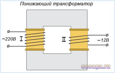 Трансформатор: виды, схемы подключения, принцип работы и сферы применения