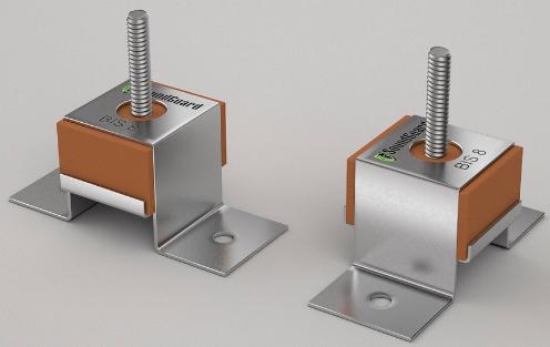 Виброопоры для станков и оборудования: виды, назначение и преимущества правильно выбранных элементов