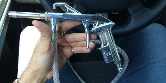 Пескоструйный пистолет для компрессора: какой выбрать и можно ли изготовить самостоятельно