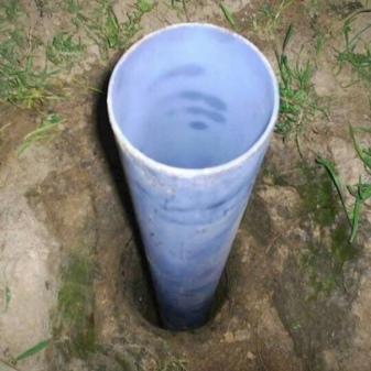 Для чего нужна обсадная труба для скважины, и какими они бывают