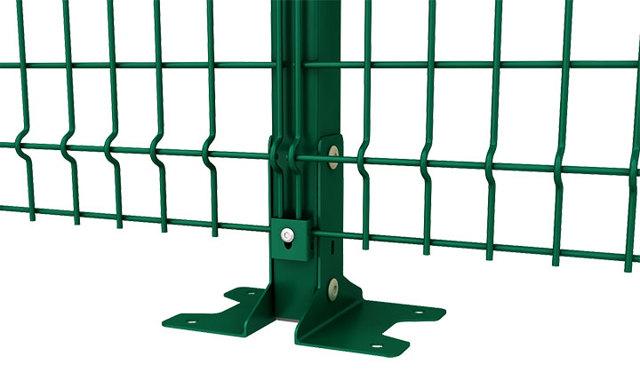Сварные сетки: типы покрытий, забор из сварной, оцинкованной и покрытой полимерами
