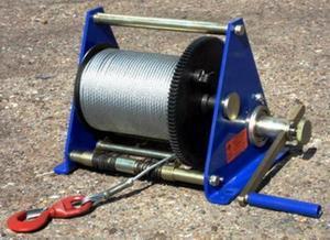 Ручная самодельная лебёдка: от простого устройства своими руками до барабанной конструкции с электроприводом