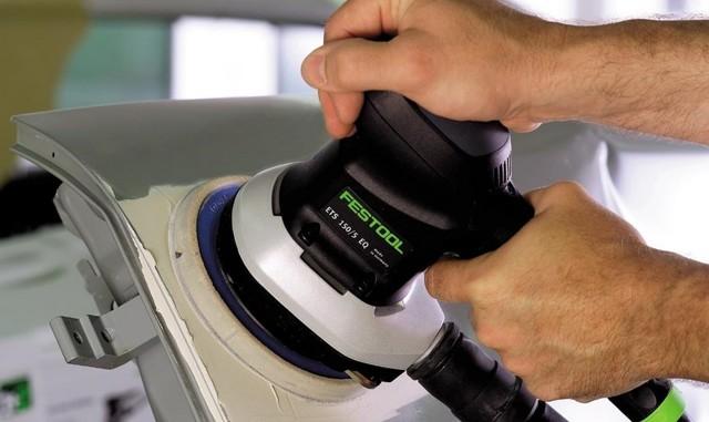 Орбитальная шлифовальная машинка: устройство, виды, производители и особенности выбора