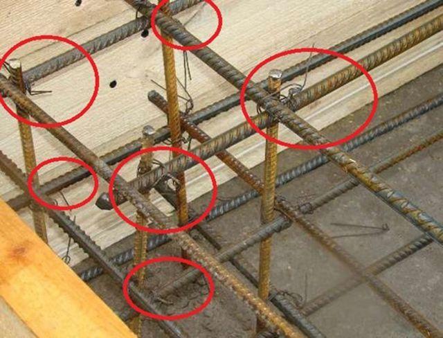 Вязальная проволока для арматуры: материал изготовления, критерии выбора