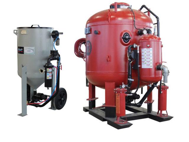 Пескоструйные аппараты: применение и виды пескоструев, критерии выбора при покупке, обзор моделей