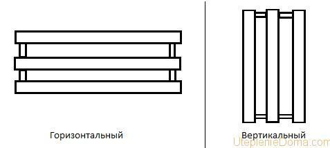 Самостоятельная установка регистров отопления: схемы, замеры, советы