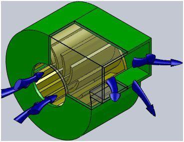 Центробежный вентилятор улитка: области применения, конструкция и материалы, принцип действия