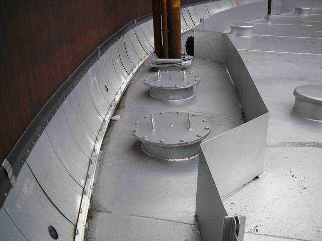 Резервуары для хранения нефтепродуктов: виды и особенности их конструкции
