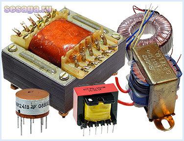 Трансформатор: виды, составные части и детали, принцип работы