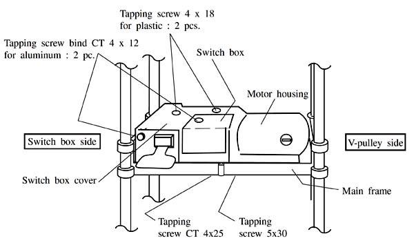 Рейсмус makita 2012 nb: общее описание станка и принцип его работы, преимущества модели