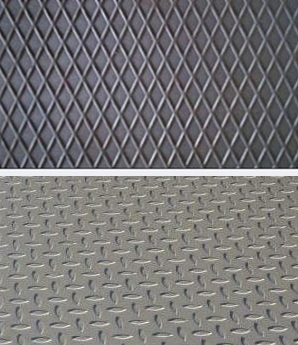 ГОСТ 8568-77: листовая рифлёная сталь, характеристики и область применения