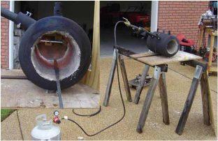 Кузнечные горны для ковки своими руками: виды и особенности самостоятельного изготовления в домашних условиях
