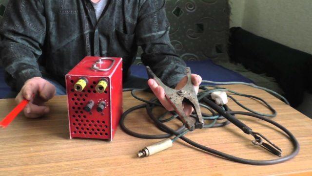 Как сделать споттер из сварочного аппарата своими руками: алгоритм действий, назначение прибора