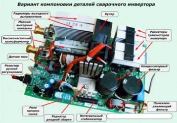 Ремонт сварочных инверторных аппаратов своими руками: правила и особенности выполнения
