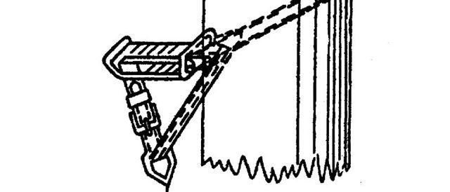 Когти электромонтажные и монтерские устройства для лазания по бетону и по столбам