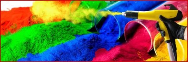 Выбор оборудования для порошковой покраски: плюсы и минусы, суть метода, особенности
