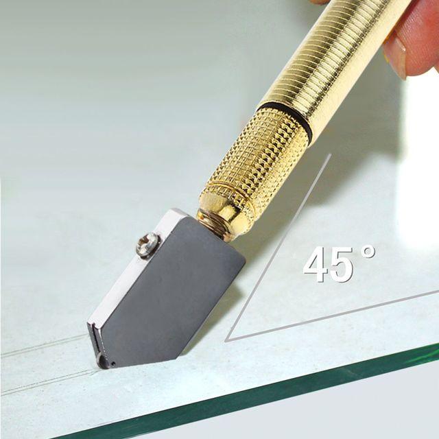 Алмазный стеклорез: как выбрать профессиональный стеклорез для работы