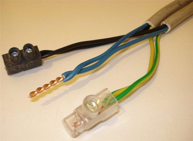 Зажимы для проводов разновидности зажимов  порядок выполнения зажимного соединения