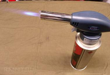 Портативная газовая горелка: применение и особенности использования