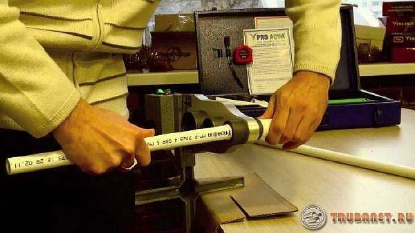 Особенности выбора паяльника для пластиковых труб: конструкция, как выбрать паяльник для труб ПВХ