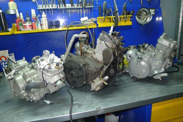 Чем отличается двухтактный двигатель от четырёхтактного, принцип работы двухтактного двигателя