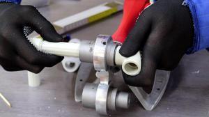 Сварка пластиковых труб своими руками: основные этапы сварки