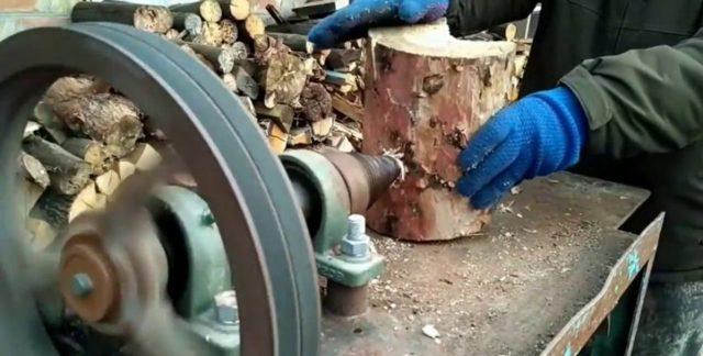 Изготовление приспособления для колки дров своими руками: технология, материалы и секреты