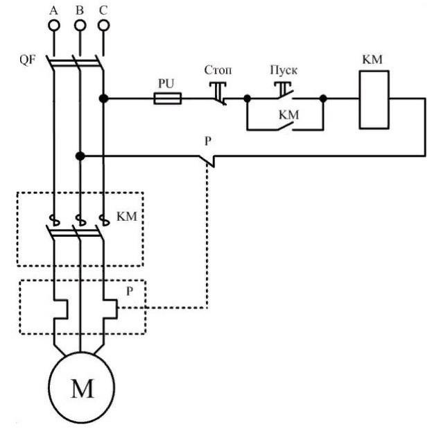 Электромагнитный пускатель 220 В: характеристика устройства и принцип работы, монтаж пускателя